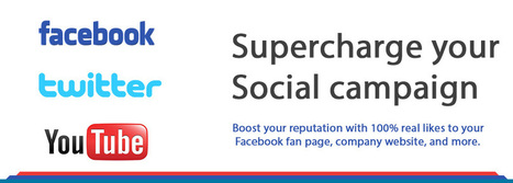 My Social Image buy likes, follows and views for all your social media platforms | A Successful Social Media Marketing Campaign | Scoop.it