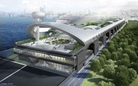 Cruise terminal replaces Hong Kong's legendary Kai Tak Airport - Gizmag | CRUISING for the masses | Scoop.it
