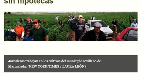 CNA: ¡ Qué vienen los ROJOS! Dicen los IGNORANTES VOTANTES de la CASTA ... New York Times dedica un reportaje a Marinaleda, el Pueblo sin Paro ni Hipotecas | La R-Evolución de ARMAK | Scoop.it