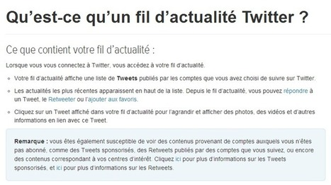 Twitter confirme officiellement la transformation des Tweets en Favoris en ReTweets - #Arobasenet | François MAGNAN  Formateur Consultant | Scoop.it