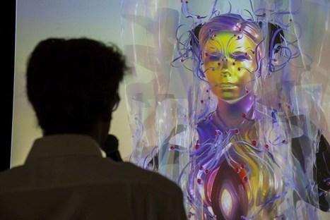 Björk's pioneering VR exhibition arrives in London | metaverse musings | Scoop.it