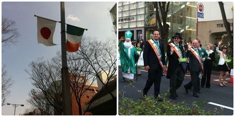 Saint Patrick's Day in Japan - GaijinPot | Italia chiama Giappone | Scoop.it