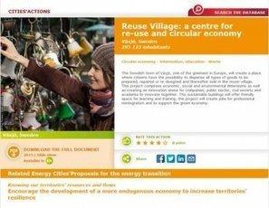 Energy Cities - La base de bonnes pratiques d'Energy Cities fait peau neuve | Gestion des services aux usagers | Scoop.it