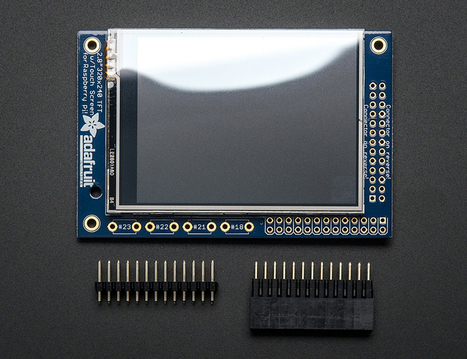 "Assembly | Adafruit PiTFT - 2.8"" Touchscreen Display for Raspberry Pi 