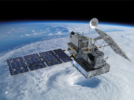 Japan to Launch US Satellite to Map Earth's Rain & Snow Today: Watch It Live | Geospatial Pro - GIS | Scoop.it