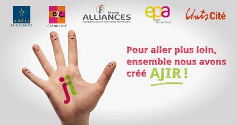 Ajir - Nord Pas de Calais avec les jeunes impliqués pour réussir | intelligence collective | Scoop.it