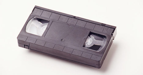 The VCR Is Officially Dead, But We'll Never Forget It | The Perfect Storm Team | Scoop.it