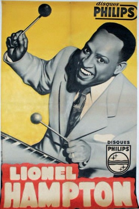 Lionel Hampton - Disques Philips - Music Art | Jazz Plus | Scoop.it