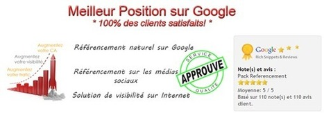 autorship google+ l'infographie qui dit tout | SeoPowa - Referencement Google - Plus de Visibilité sur internet | SEO (Source FR) | Scoop.it