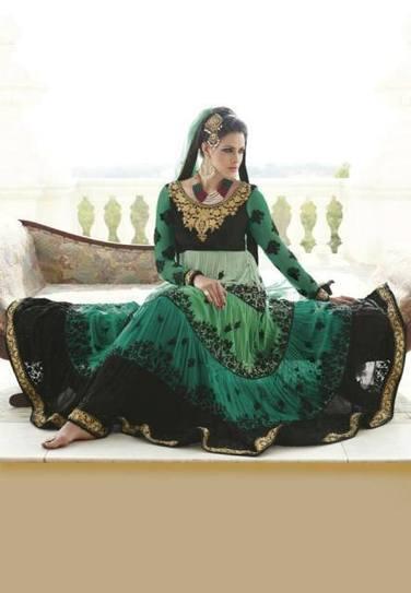 Utsav Passion Stylish Churidar|Kameez Latest Collection-2014 - ..:: Fashion Wd Passion ::.. | Wear Fashion with Style | Scoop.it