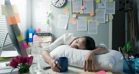 Forme : ces entrepreneurs qui font la sieste | Centre des Jeunes Dirigeants Belgique | Scoop.it