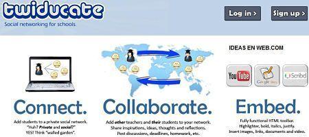 Twiducate - Red social para educadores y alumnos al estilo twitter | Educación Matemática | Scoop.it