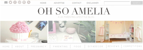 Oh So Amelia | UK Parenting Lifestyle Blog: Win £100 To Spend At Furniture Plus! | Christmas | Scoop.it