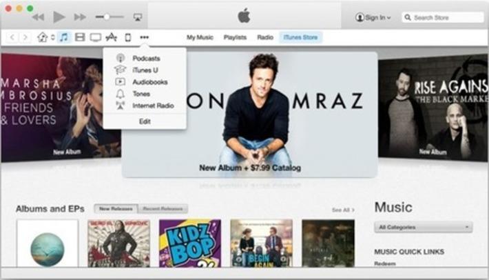 """Apple veut améliorer la recherche et la découverte de musiques dans iTunes   Veille Techno et Informatique """"AutreMent""""   Scoop.it"""