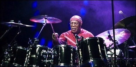 Legendary jazz drummer Billy Cobham celebrating Spectrum | WNMC Music | Scoop.it