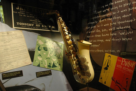 Charlie Parker Grafton Saxophone... | Jazz Plus | Scoop.it