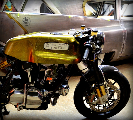 Cafe Racer TV Season 3 | Desmopro | Cafe 31 - Ducati Premere Party | Fuller Hotrods | Atlanta, Georgia | Desmopro News | Scoop.it