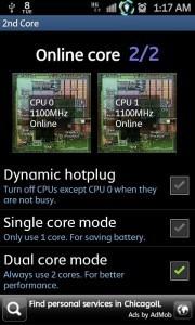 Controla los núcleos de tu Galaxy S 2 | VIM | Scoop.it