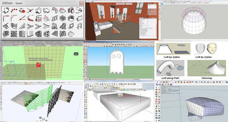 Ten most powerful sketchup plugins | Updates on 3D modeling world | Scoop.it