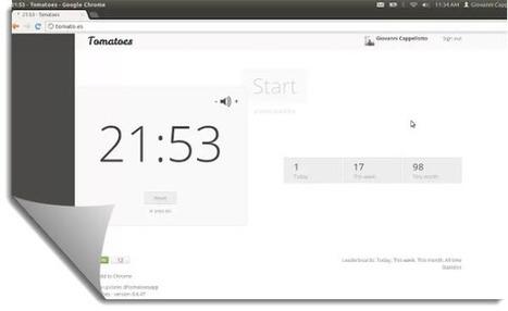 Una manera simple de medir nuestro nivel de productividad | Adiós Mozilla | Scoop.it