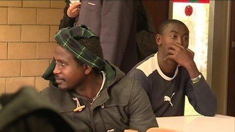 """""""Jungle de Calais"""" : des migrants accueillis en Aquitaine - France 3 Aquitaine   BABinfo Pays Basque   Scoop.it"""