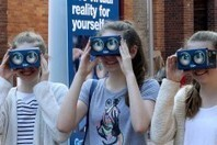 QUT uses Google Cardboard to create virtual reality experience for prospective students - mUmBRELLA | cool stuff from research | Scoop.it