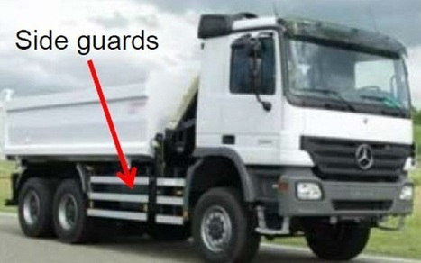 Safer trucks for London scheme slammed by transport body – BikeSocial   Motorcycle news from around the web   Scoop.it