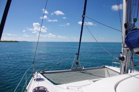 Grand voyage en voilier: Descente des Bahamas   Voyage en Catamaran, rien de plus simple.   Scoop.it