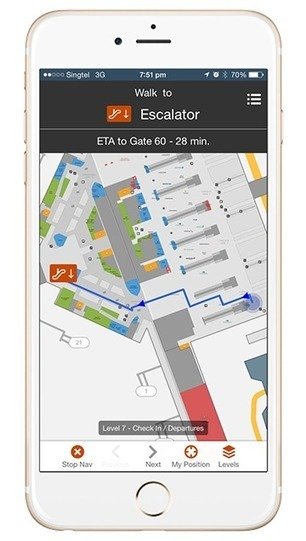 HKIA trialling beacon-based mobile wayfinding | OthersA | Scoop.it