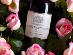 A Bed of Roses For the Damsels of Chateau Larrivet Haut Brion | Bordeaux Undiscovered – Nick's Blog | All Things Rose | Scoop.it