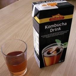 Comment préparer soi-même du kombucha | Santé | Scoop.it