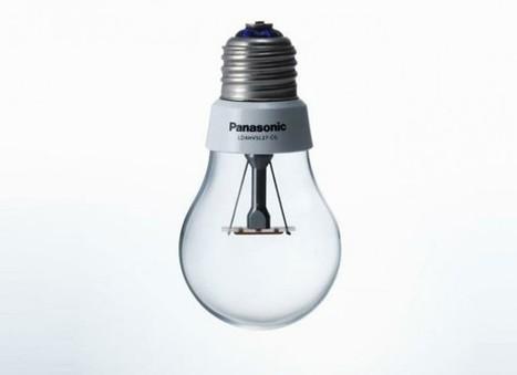 Panasonic lance une ampoule Led au look vintage | Ampoule Led | Scoop.it