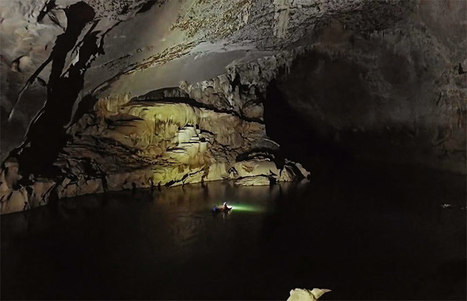 Tham Khoun Xe – Kayaking in a gigantic underground river | Conformable Contacts | Scoop.it