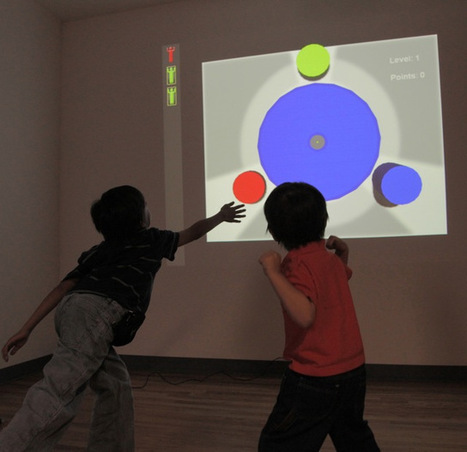 Flow | SMALLab Learning | STEM Education models and innovations with Gaming | Scoop.it