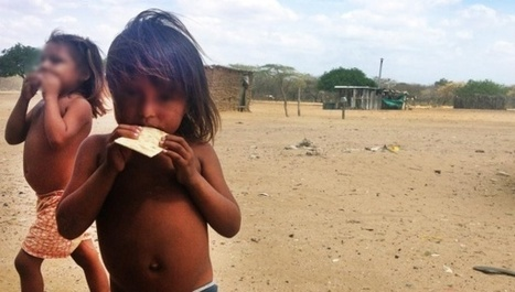 15 mil niños de Guajira colombiana en riesgo por desnutrición | Política para Dummies | Scoop.it