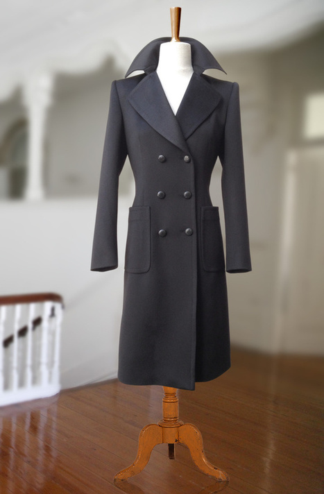 Collection Torcello 2014-2015 : tailleurs femme sur-mesure et manteaux   Torcello - Costume sur mesure   Scoop.it