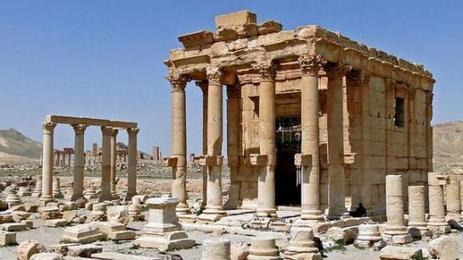 INTERACTIF. Syrie : Daech continue de détruire la cité antique de Palmyre | Histoire, Géographie, International, Société, Economie | Scoop.it