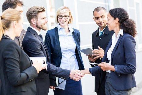 Networking : 5 clés pour impacter vos interlocuteurs | Développement personnel | Scoop.it