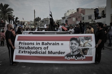 Prison in Bahrain: A Tale of Torture · Global Voices | Human Rights and the Will to be free | Scoop.it