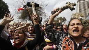 Egypt: does the revolution include the Copts? | Coveting Freedom | Scoop.it
