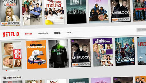 Netflix Unveils A New Look | Corporate Identity | Scoop.it