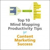 Top 10 Mind Mapping Productivity Tips for Content Marketing ... | Mind and Cognitive Mapping | Scoop.it