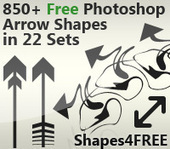 Free Photoshop Shapes (CSH) - Download Now!   Shapes 4 Free   Computers and You Class   Scoop.it