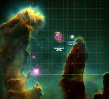 Magnifying the Universe: Move From Atoms to Galaxies in HD | Secondary Science Education cool e-tools | Scoop.it