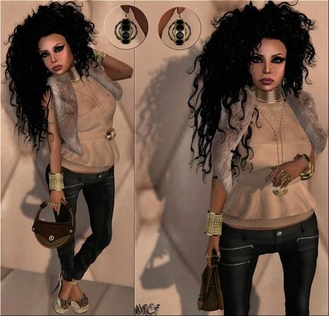 ★ Nici's Fashion Style ★: ★ gℓαηcє & gℓαмσυя ★   Nici's Fashion Style   Scoop.it