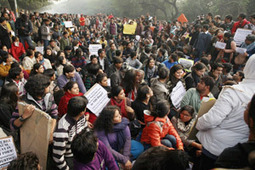 Anti-rape protesters brave cold and hunger, demand death penalty for rapists - Indian Express   Syria's quest for freedom   Scoop.it