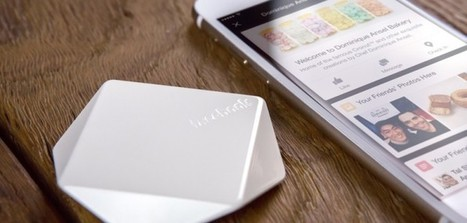 Facebook beacons : la technologie iBeacon pour tous ! | Clic France | Scoop.it