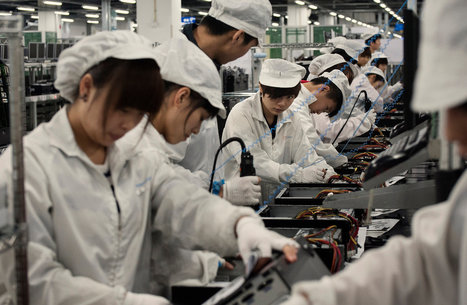 Signs of Changes Taking Hold in Electronics Factories in China | Change Leadership Watch | Scoop.it