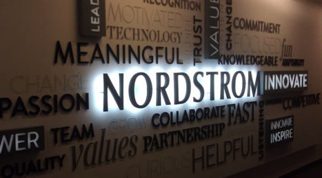 Nordstrom shrinks Innovation Lab, reassigns employees in shakeup of tech initiatives | Arround real+digital, digital+fashion, etc | Scoop.it