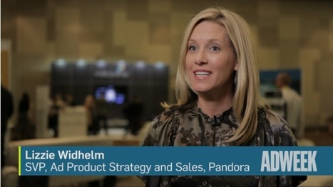 How Technology Is Quickly Changing the Channel on Audio Consumption and Marketing. Itw Lizzie Widhelm, Ad Product Strategy and Sales, Pandora @ CES2016 | MUSIC:ENTER | Scoop.it